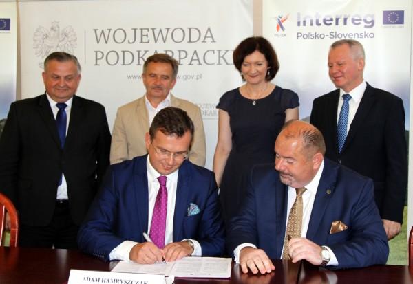 3 mln euro dla polsko-słowackich projektów z Podkarpacia