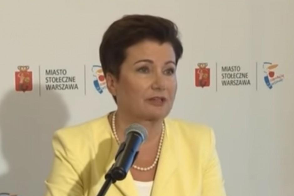 Prezydent Warszawy powinna sama płacić za niestawiennictwo przed komisją?