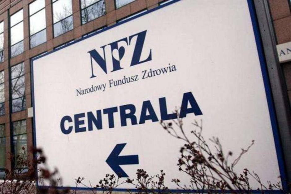 NFZ aneksuje umowy ze szpitalami poza siecią w 4 regionach. Będą kolejne