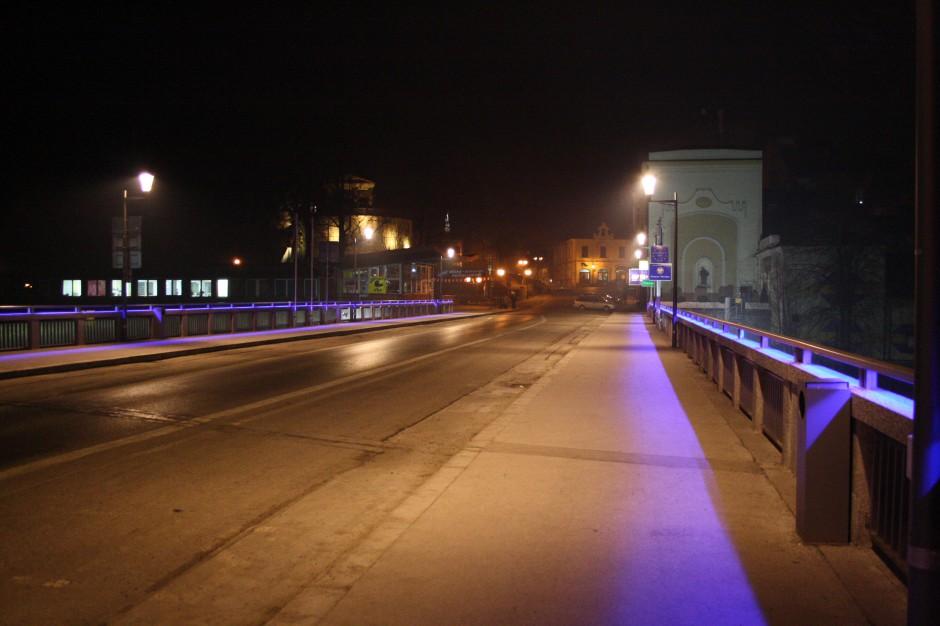 Cieszyn: Most Przyjaźni zamknięty do października