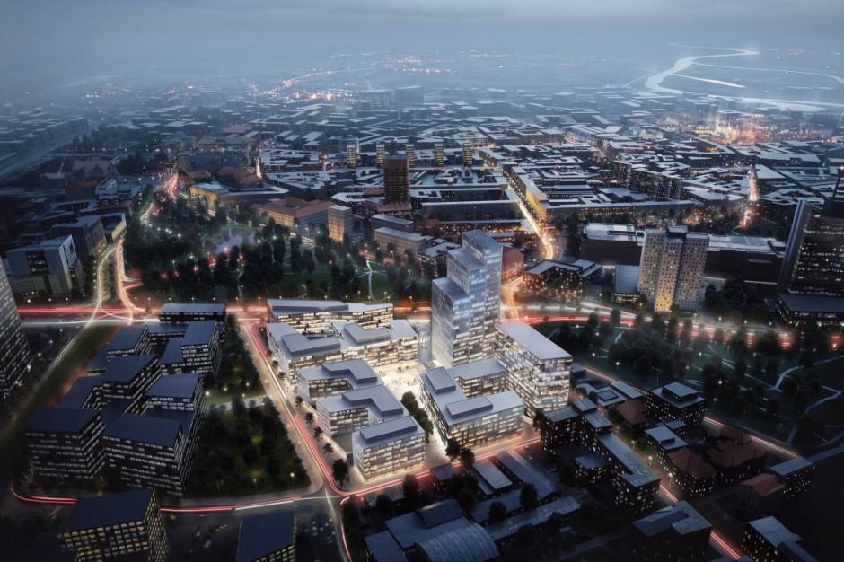 Nowy Rynek Poznań: To jedno z największych przedsięwzięć urbanistycznych miasta