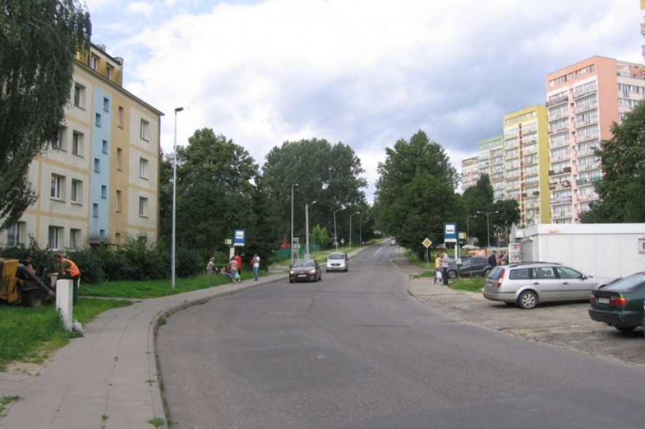 Szczecin wymienia uliczne oświetlenie