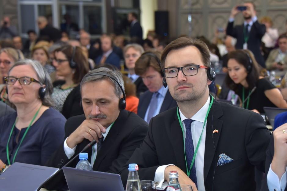 Sławomir Mazurek: Nowelizacja ustawy o czystości i porządku w gminach jeszcze w tym roku