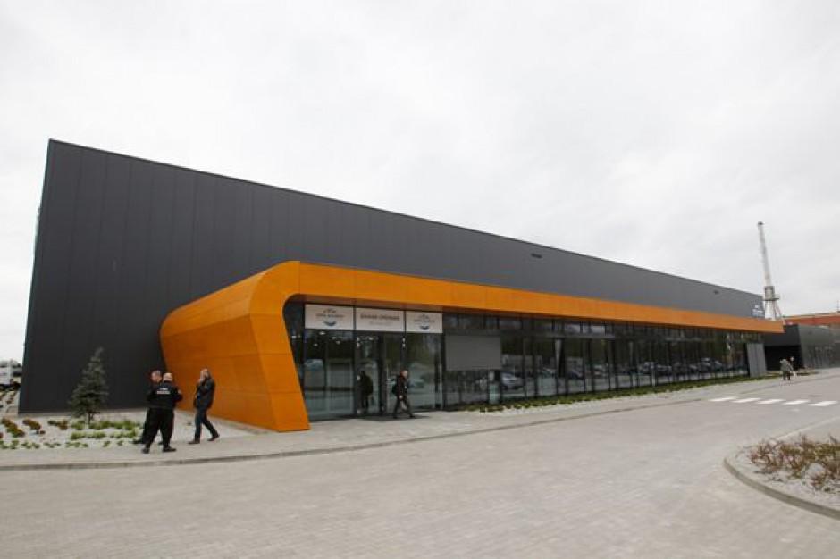 Zakład lotniczy Aero Gearbox International w Ropczycach