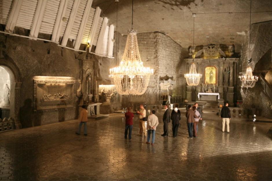 Kopalnię soli w Wieliczce odwiedził milionowy turysta. Wcześniej niż w ubiegłym roku