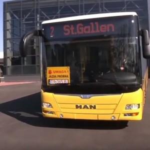 Pierwszy autobus w całości wykonany w starachowickim zakładzie zjechał z linii produkcyjnej zakładu MAN w połowie października 2016 r.