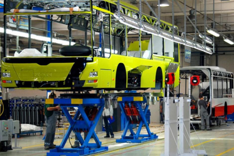 Rozbudowa zakładów MAN Bus w Starachowicach