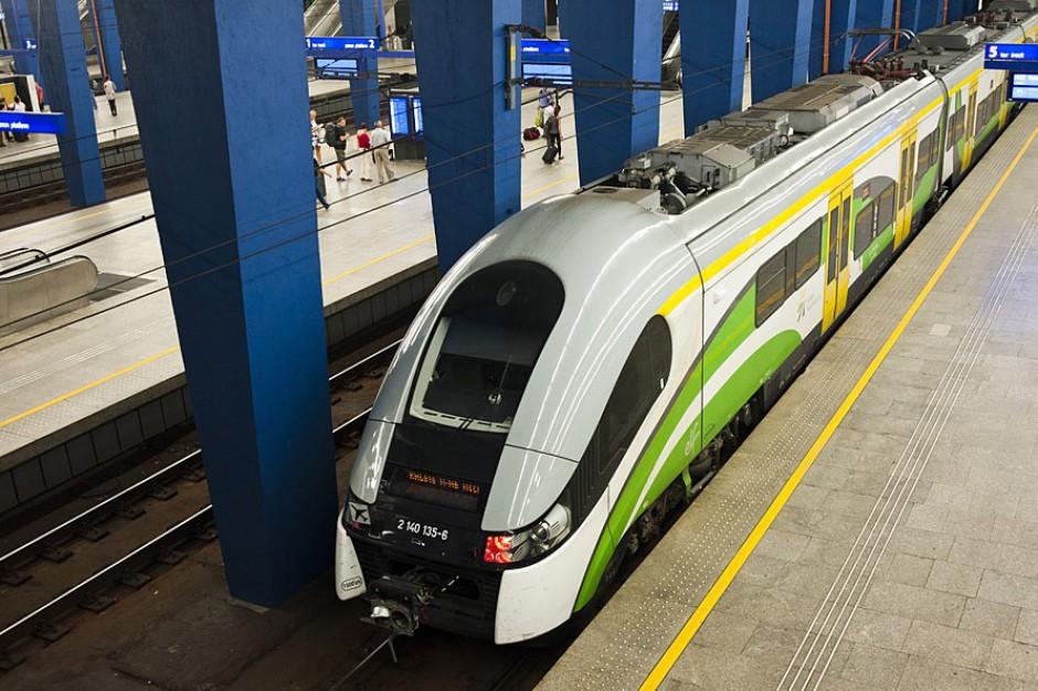 Koleje Mazowieckie testują system śledzenia pociągów