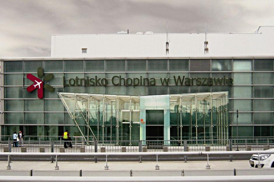 Lotnisko Chopina w lipcu obsłużyło 1,7  mln podróżnych
