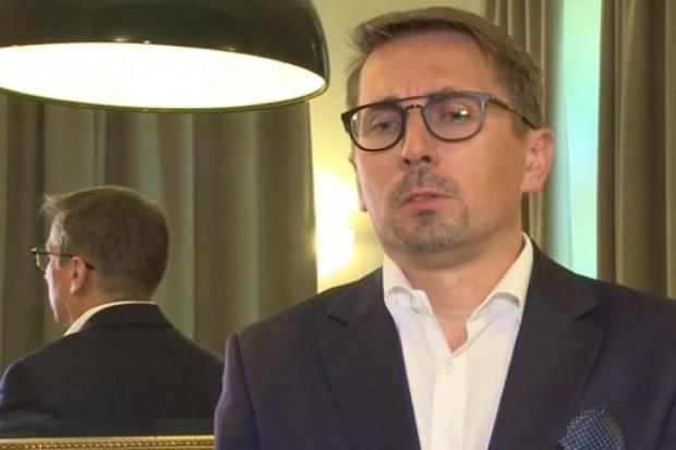 Arkadiusz Lewicki, dyrektor Zespołu ds. Programów Publicznych i Środowisk Gospodarczych w Związku Banków Polskich (fot.newseria)