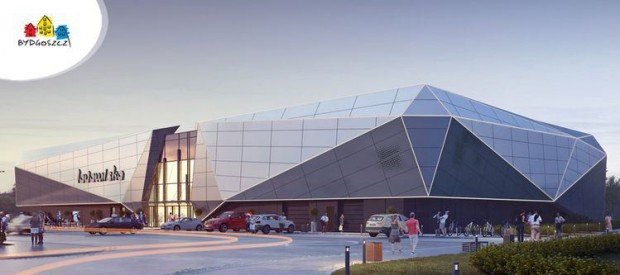 Bydgoszcz szuka nazwy dla nowego lodowiska
