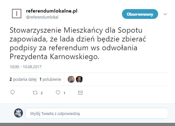 źródło: twitter referendumlokalne.pl