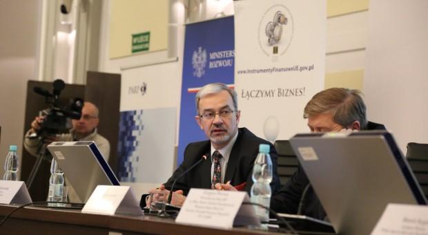 Wiceminister w Ministerstwie Rozwoju Jerzy Kwieciński, źródło: Ministerstwo Rozwoju/ twitter.com