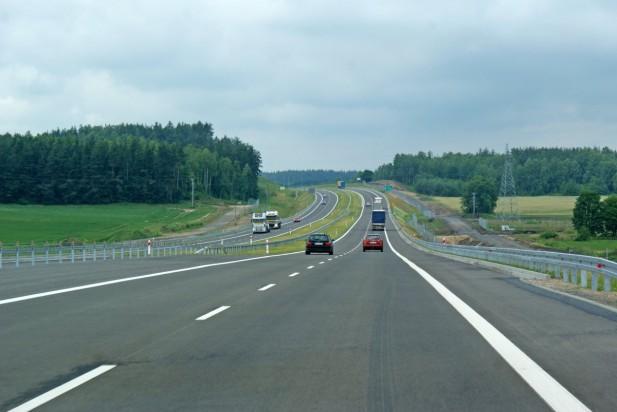 Ostróda. Kolejny odcinek S7 oddany do użytku