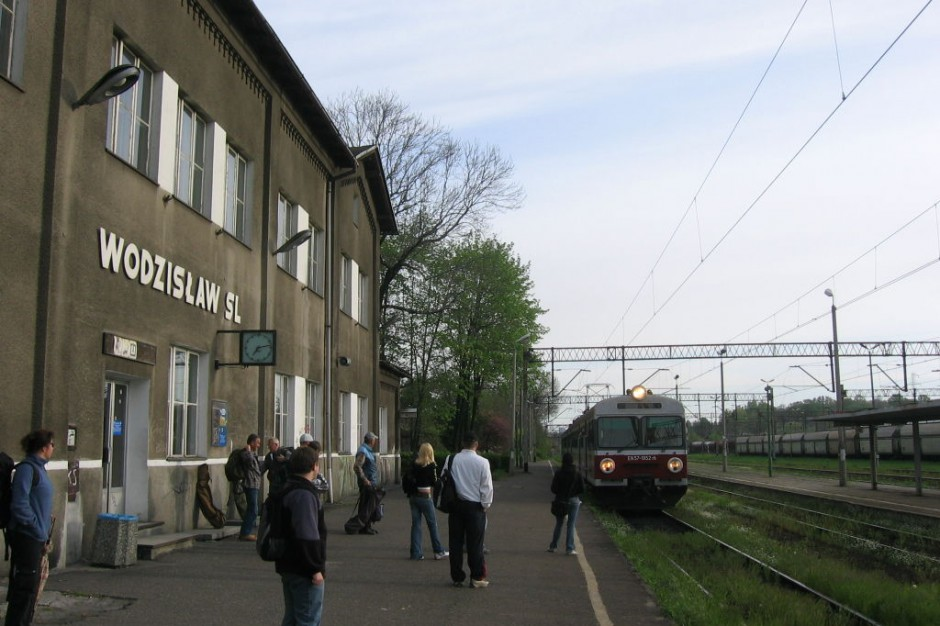 Wodzisław Śląski rozbudowuje dworzec i buduje centrum przesiadkowe