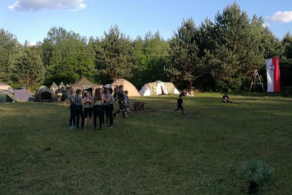 Do Łodzi wrócili harcerze, którzy przebywali na obozie w Suszku. Mają zapewnioną pomoc psychologa poza kolejnością