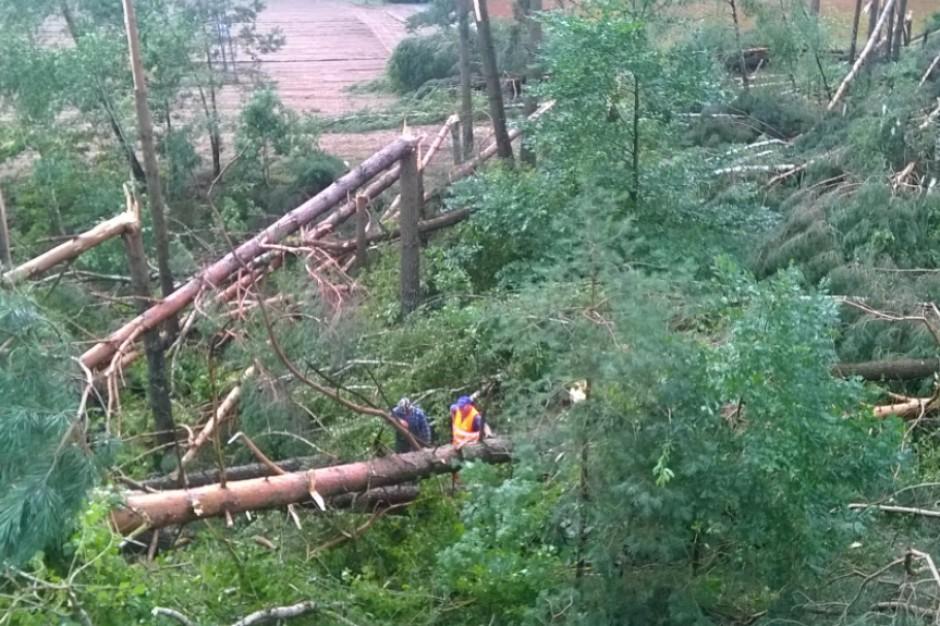 Sprawą tragicznych wydarzeń w Suszku zajmie się prokuratura. Trwają kontrole obozów