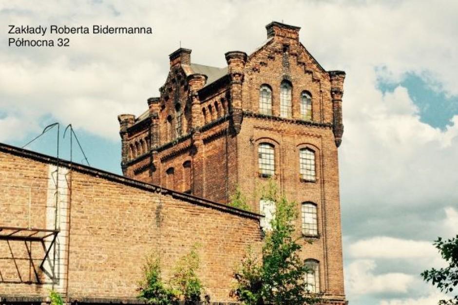 Łódź - miasto stu fabrycznych wież