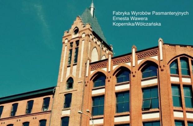 Fabryka Ernesta Wawera (fot.zwik.lodz)