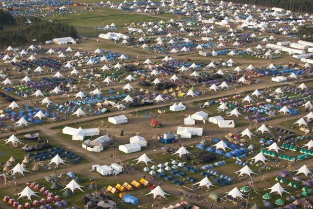 W 2023 r. - w 25. Jamboree, ma wziąć udział około 50 tysięcy skautów z ponad 160 krajów (fot.mat.prasowe zhp)