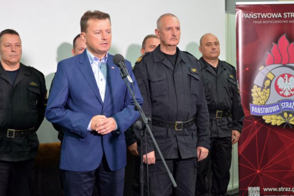 MSWiA: Do 6 tysięcy rodzin poszkodowanych w nawałnicach trafi 31 mln zł