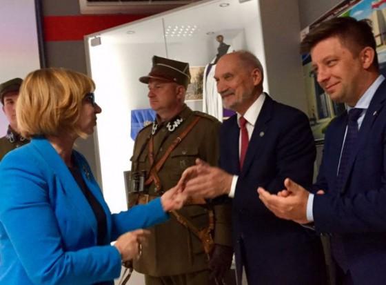 MON: W 2020 roku w Ossowie powstanie Muzeum Bitwy Warszawskiej ZOBACZ PROJEKT