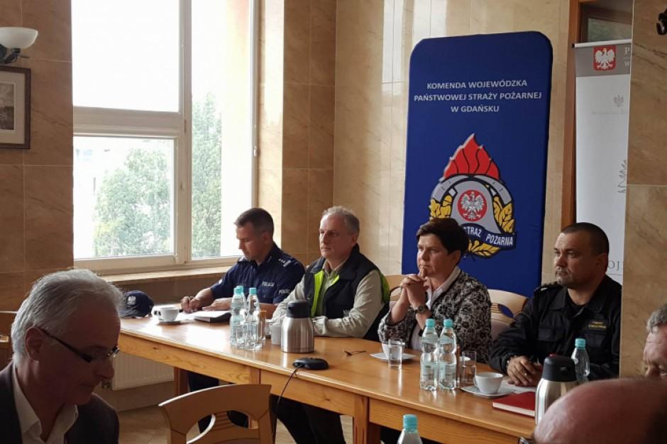 Beata Szydło odwiedzi gminy, które ucierpiały w wyniku nawałnic