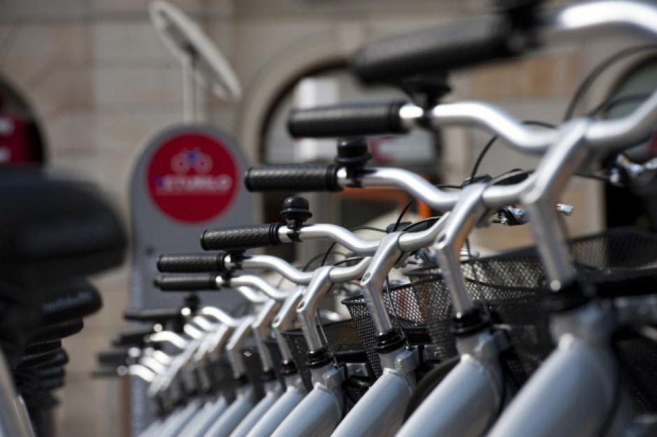 Największy operator rowerów miejskich wychodzi za granicę