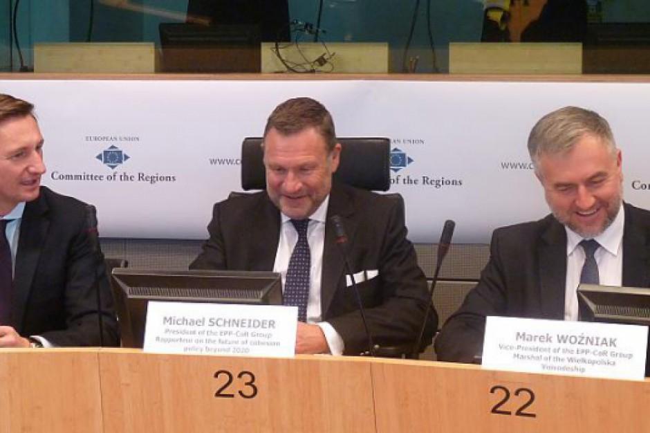 Prawo wodne to nie największy problem Polski z funduszami europejskimi