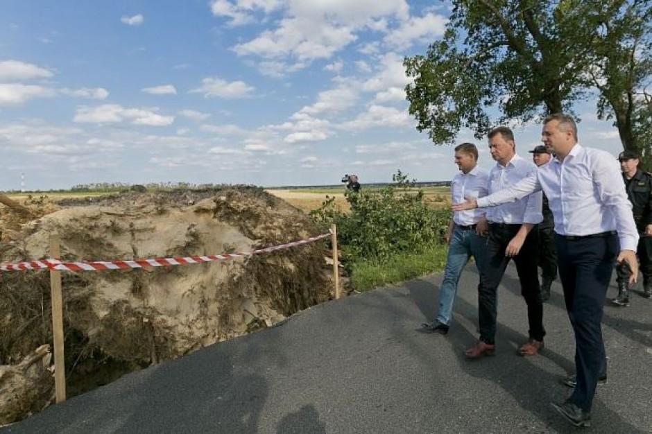 Kujawsko-pomorskie: 8,5 mln zł na pomoc dla poszkodowanych podczas nawałnic