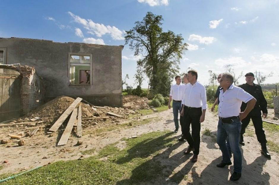 Wiceszef MSWiA: Upraszczamy procedury pomocy; przekazaliśmy 34 mln zł