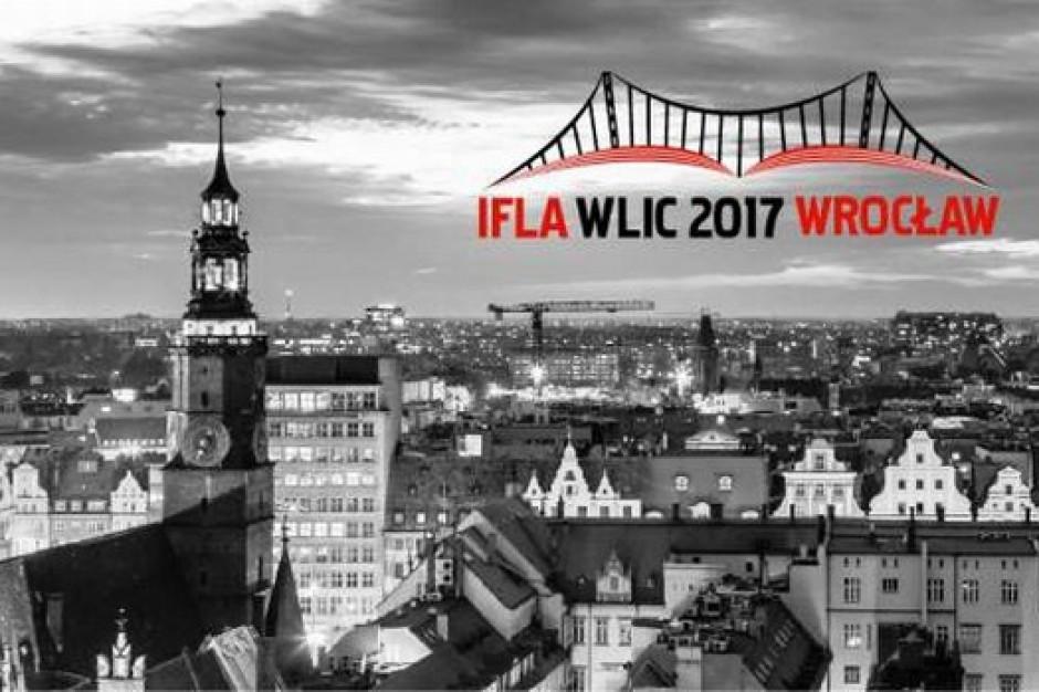 Światowy Kongres Bibliotek IFLA 2017. Bibliotekarze z całego świata we Wrocławiu