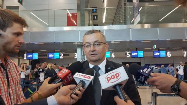 Andrzej Adamczyk: chcemy, by rozporządzenie dot. szacowania strat było jak najszybciej
