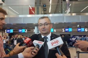 Andrzej Adamczyk o szacowaniu strat po nawałnicach