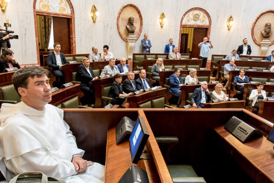 Śląskie. Sejmik uczcił 300-lecie koronacji obrazu Matki Bożej Częstochowskiej
