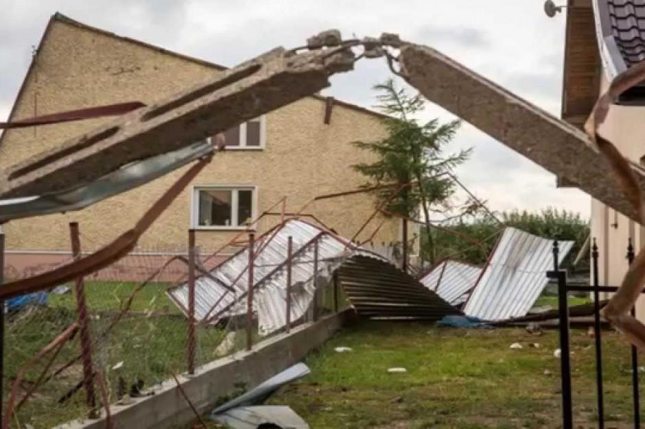 Resort budownictwa o ułatwieniach w procedurach budowlanych po nawałnicach
