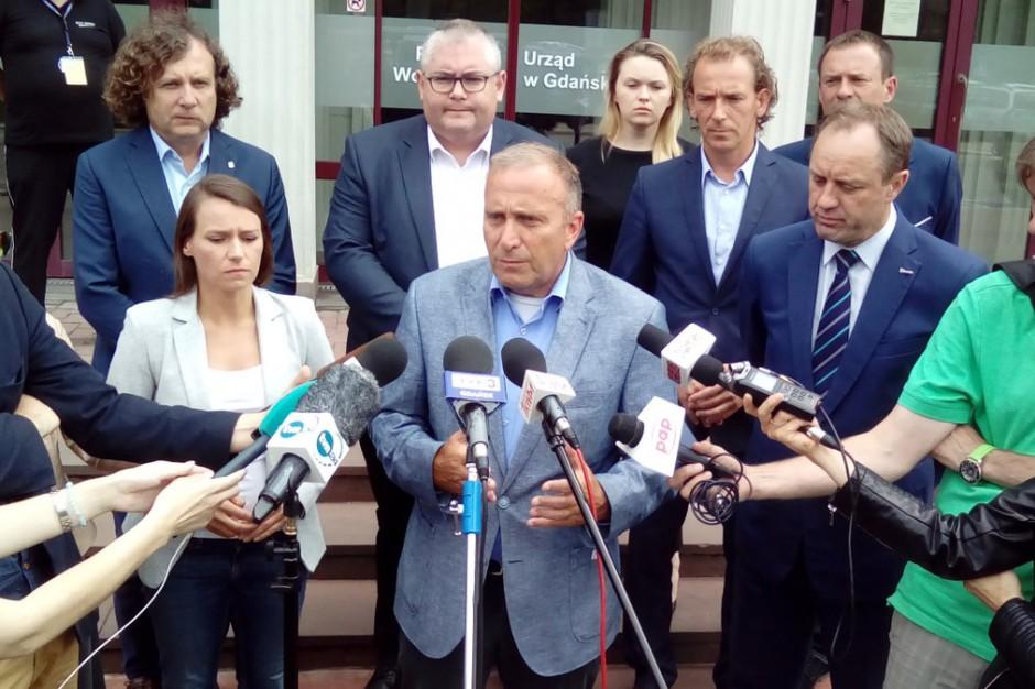 Wybory samorządowe, Schetyna: Osobne listy wyborcze opozycji to inwestycja w zwycięstwo PiS