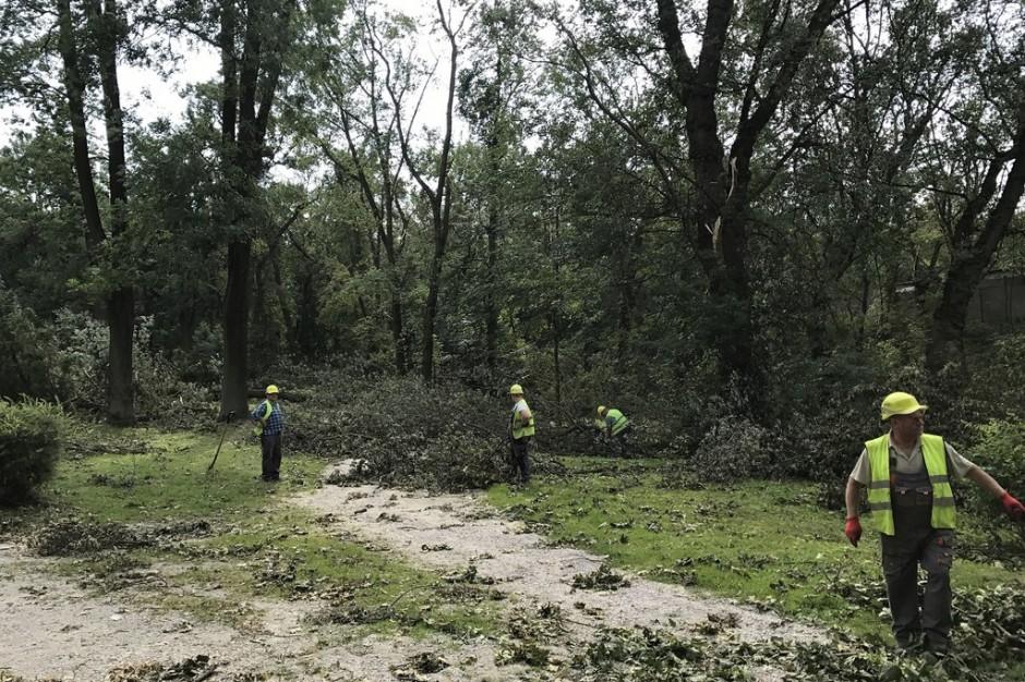 Szczecin chce przekazać 400 tys. zł pomocy dla mieszkańców gminy Czersk