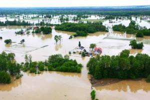 Możliwe powodzie w Polsce?