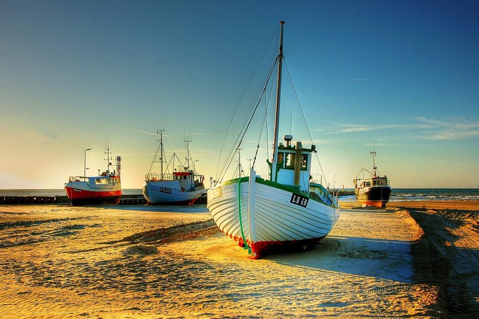 Program Rybactwo i Morze: Dofinansowanie na projekty dot. rybactwa i turystyki w podlaskim