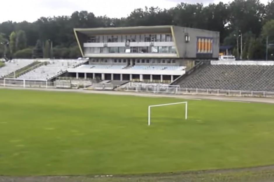 Stadion Skałka Świętochłowice: Odwołano podpisanie umowy, będzie inny termin