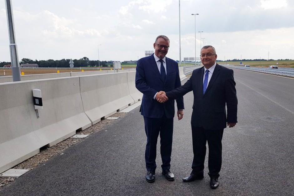 Andrzej Adamczyk: Zależy nam, żeby realizacja dróg D11 i S3 odbywała się równolegle