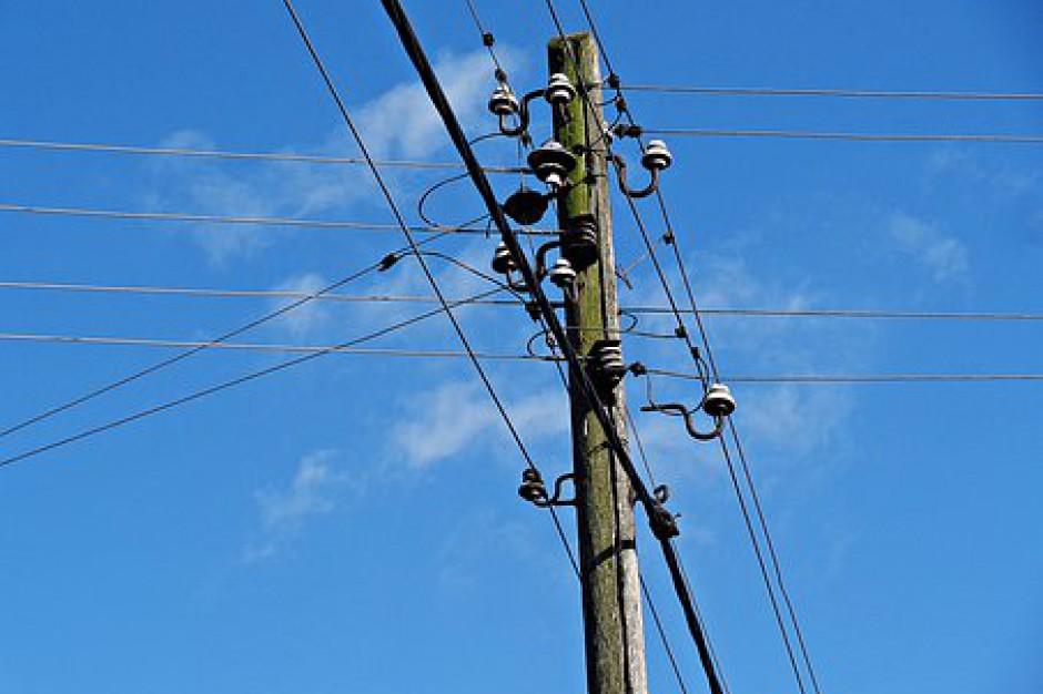 W Pomorskiem bez prądu dwa tysiące odbiorców