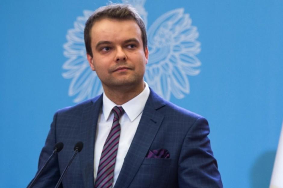 Nawałnice, Bochenek: Możliwa zmiana przepisów ustawy o zarządzaniu kryzysowym