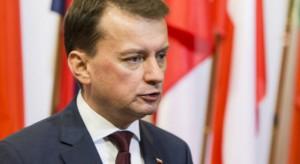 """Mariusz Błaszczak ocenia współpracę z samorządami: """"To są różne doświadczenia"""""""