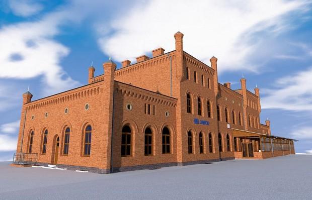 Jawor: Dworzec kolejowy zostanie przebudowany