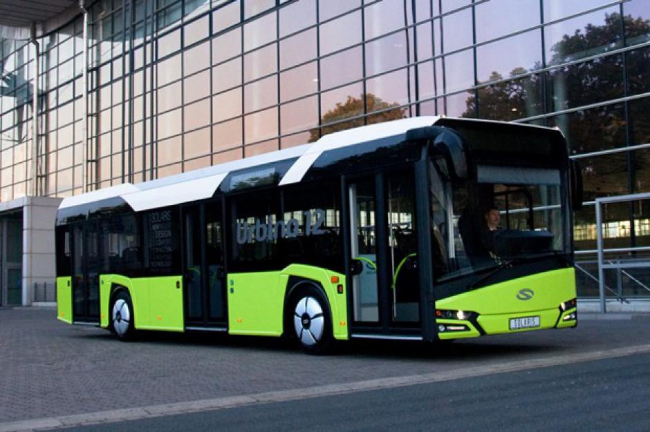Autobusy PKS Grodzisk Mazowiecki na ulicach Warszawy
