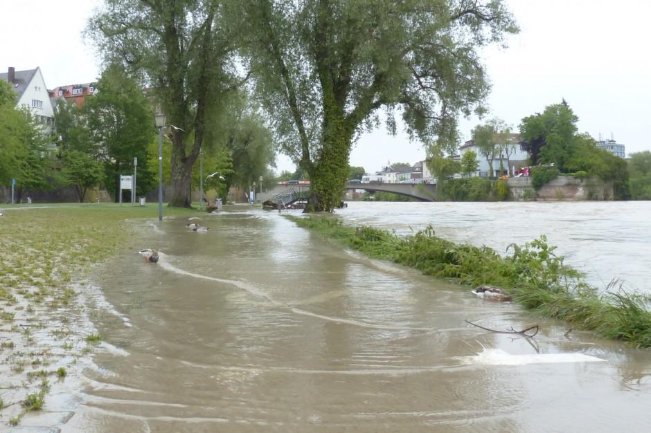 Zachodniopomorskie, powódź: Woda podtopiła budynki i zerwała most