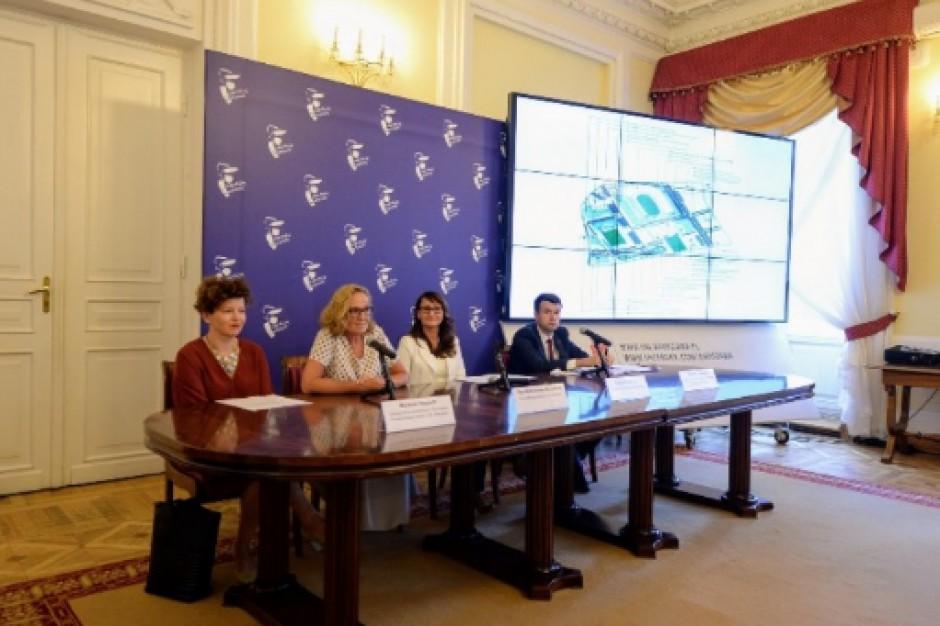 Władze Warszawy zwróciły się do klubu Skra o wydanie ośrodka sportowego