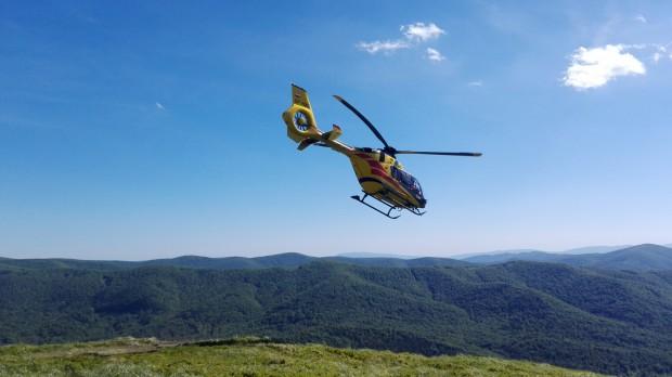 Bieszczady: Ratownicy górscy podsumowali wakacje